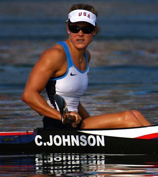 2012 Summer Olympics hotties: Carrie Johnson, rowing