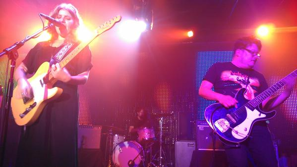Southern California surf-rock duo Best Coast performs at Grand Central.