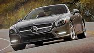The 2013 Mercedes-Benz SL550