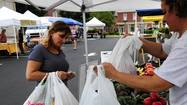 Pictures: Tuesday Farmers' Market