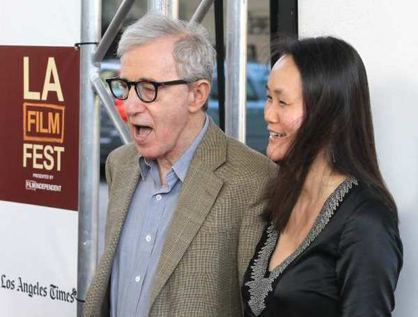 Woody Allen at L.A. Film Fest