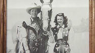 VICTORVILLE, Calif (KTLA) --The landmark Roy Rogers Double R Bar Ranch will be auctioned off, along with collectible Roy Rogers memorabilia, Thursday.