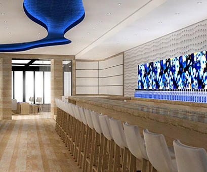 A rendering of Jellyfish, a Gold Coast restaurant opening this summer