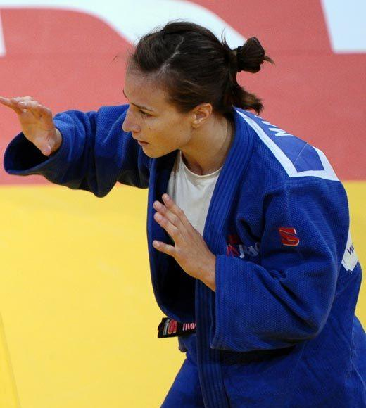 2012 Summer Olympics hotties: Marti Malloy, judo