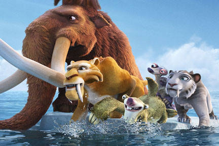 'Ice Age: Continental Drift'
