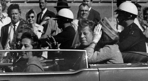 President Kennedy's assassination and its aftermath in 1963 was one of Americans' most memorable TV moments of the last 50 years, a study shows.
