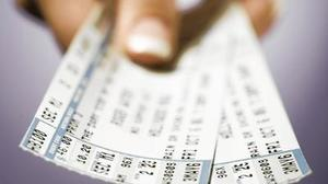 Tickets to coveted event could win that coveted date