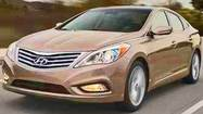 Hyundai Azera: Half-price luxury
