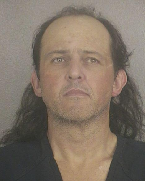 James R. Johnson was arrested in Tamarac after investigators found a drug lab in an apartment there