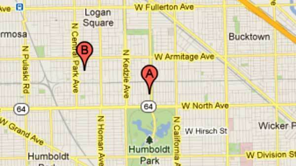 Two attempted sexual assaults on Northwest Side