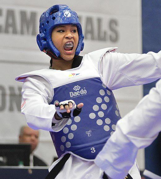 2012 Summer Olympics hotties: Paige McPherson, taekwondo