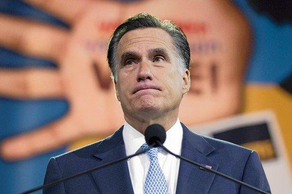 "Mitt Romney told the NAACP audience he would help ""families of any color more than the policies and leadership of President Obama,"" adding that he'd eliminate ""nonessential, expensive programs"" like the healthcare law."