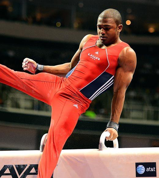 2012 Summer Olympics hotties: John Orozco, gymnastics
