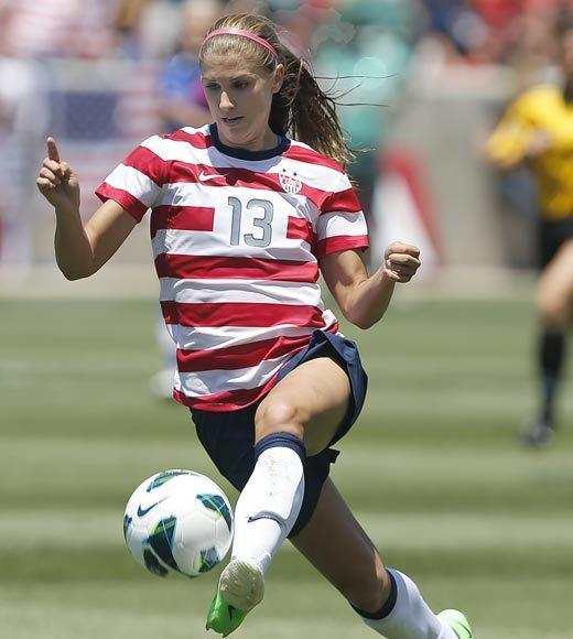 2012 Summer Olympics hotties: Alex Morgan, soccer