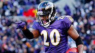 With 12 career return touchdowns, Ed Reed has earned a reputation for being a tough man to get a grasp on.