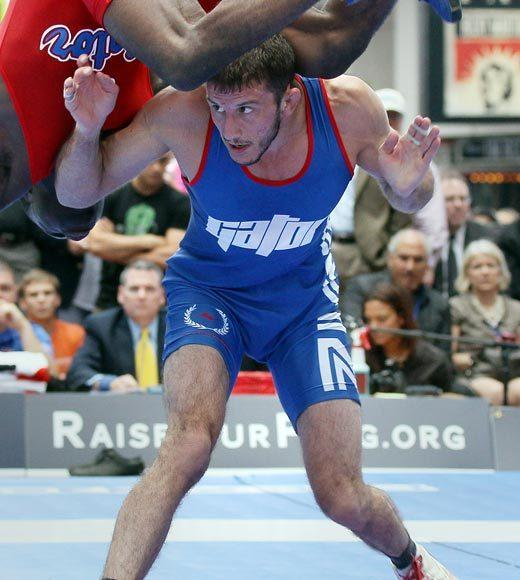 2012 Summer Olympics hotties: Coleman Scott, wrestling