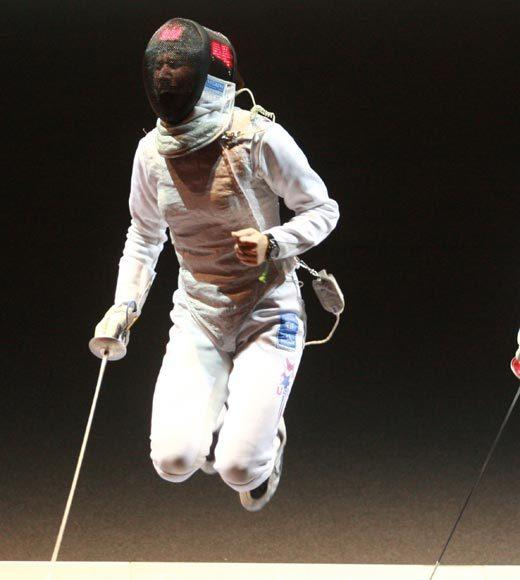 2012 Summer Olympics hotties: Nicole Ross, fencing