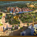 Fantasyland expansion new rendering