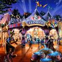 Rendering of new Dumbo attraction in Fantasyland at Walt Disney World