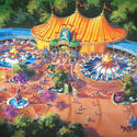 "Fantasyland expansion: ""Storybook Circus"""