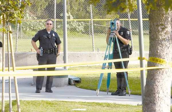 Crime is down in the San Fernando Valley, but homicides are on the rise this year.