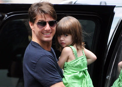 Tom Cruise: When Will He See Suri Again?