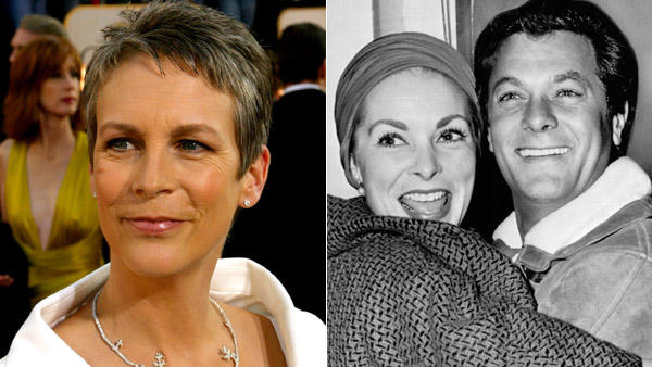 Tony Curtis Jamie Lee Curtis images