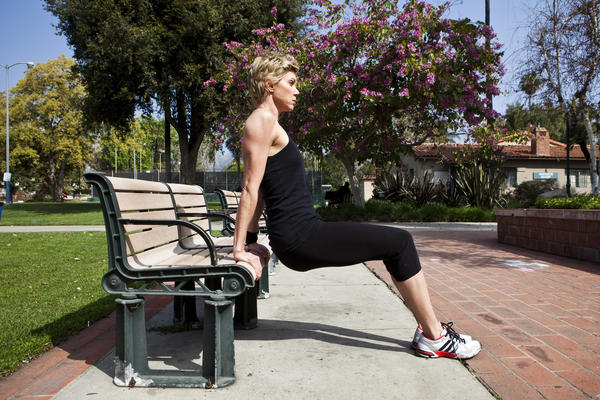 Jackie Warner seeks workouts that burn fat.