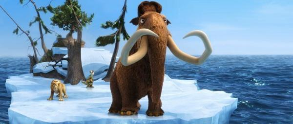 """Ice Age: Continental Drift"" will be the No. 1 film at the box office"