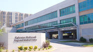 One of the state's largest health insurers has told customers it will no longer pay for health care at Ephraim McDowell Regional Medical Center beginning next month, pending negotiations that now stand at an impasse.