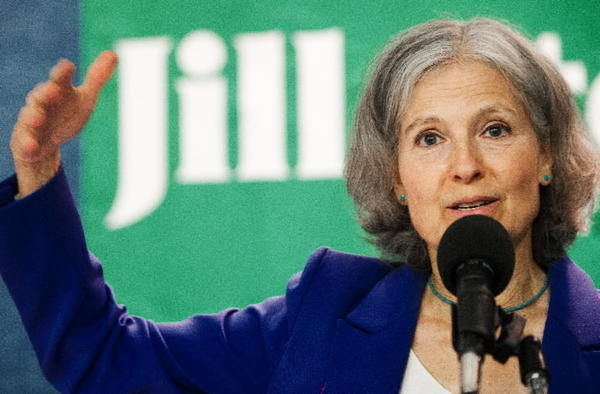 Jill Stein, a physician and environmental health expert, is the front-runner for the Green Party's presidential nomination. Party's convention begins Thursday in Baltimore.