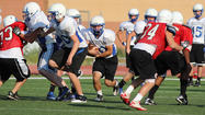 Halstead uses camp to prep for season ahead