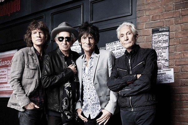 The Rolling Stones today: Mick Jagger, left, Keith Richards, Ronnie Wood and Charlie Watts.