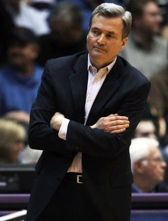 Coach Bill Carmody and Northwestern should feel right at home during their 2012-13 non-conference basketball schedule.