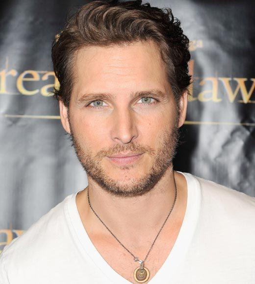 Celebs at Comic-Con 2012: Peter Facinelli