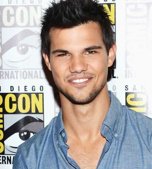 Celebs at Comic-Con 2012: Taylor Lautner