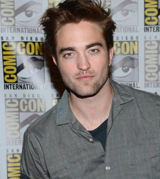 Celebs at Comic-Con 2012: Robert Pattinson