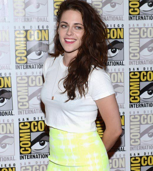 Celebs at Comic-Con 2012: Kristen Stewart