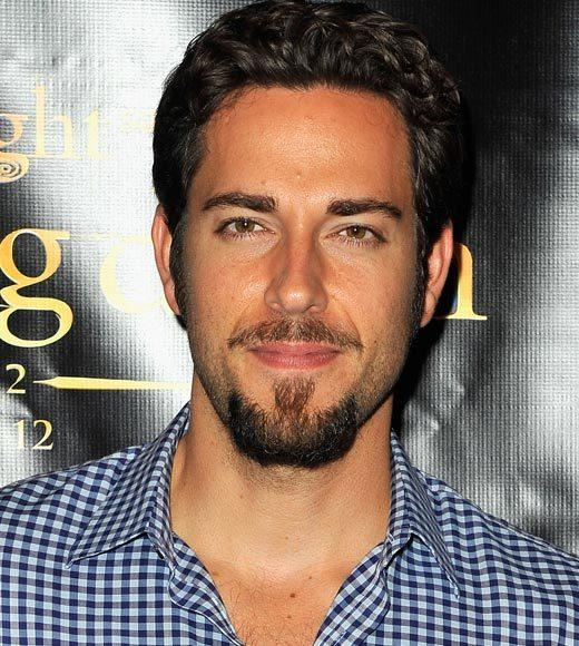 Celebs at Comic-Con 2012: Zachary Levi