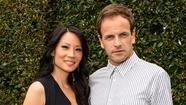 Lucy Liu and Jonny Lee Miller