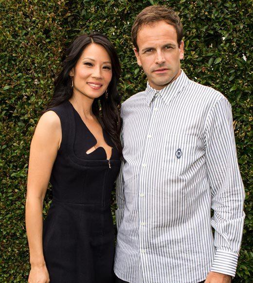 Celebs at Comic-Con 2012: Lucy Liu and Jonny Lee Miller
