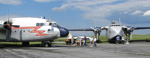 Hagerstown Aviation Museum invites the public to see aircraft from the museum's collection Sunday, July 15, at Hagerstown Aircraft Services on the grounds of Hagerstown regional Airport. A Fairchild C-82 and C-119 Flying Boxcar will be open to the public.