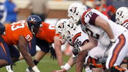Teel Time: O-line coach Newsome realizes Virginia Tech's season could hinge on his group