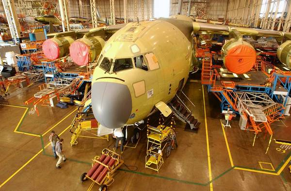 With no new orders, Boeing's C-17 plant in Long Beach could shut down completely by late 2014, but Boeing officials say the end may not be at hand. Above, a C-17 is in the final assembly stage at the plant.