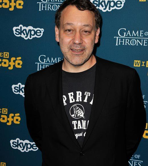 Celebs at Comic-Con 2012: Sam Raimi