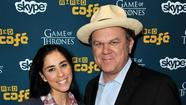 Sarah Silverman and John C. Reilly