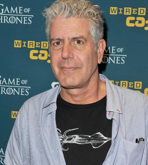 Celebs at Comic-Con 2012: Anthony Bourdain