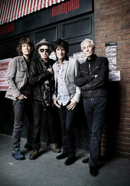 The Rolling Stones: The Rolling Stones mark the 50th anniversary of their first ever live performance on July 12, 1962, at the Marquee club in London.