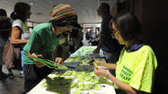 Hundreds of Green Party members arrived Thursday in Baltimore to pick a candidate for president, even as the party has been forced to scramble for a spot on Maryland's ballot this fall.