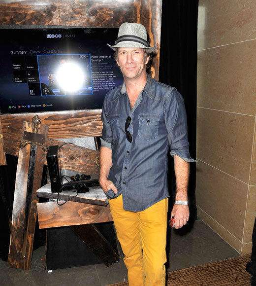 Celebs at Comic-Con 2012: Thomas Jane